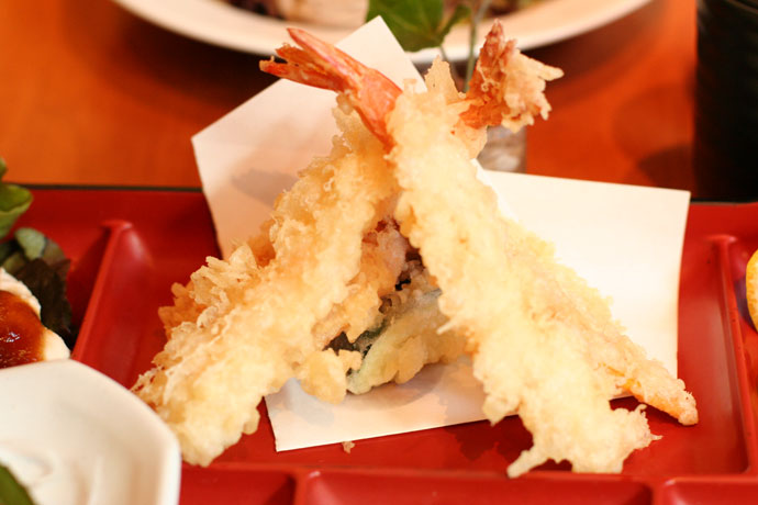 Japanese tempura