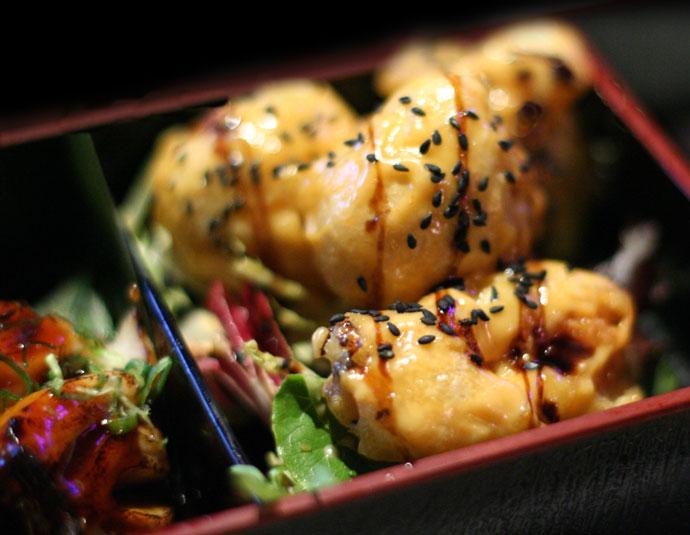 Delicious Japanese tapas