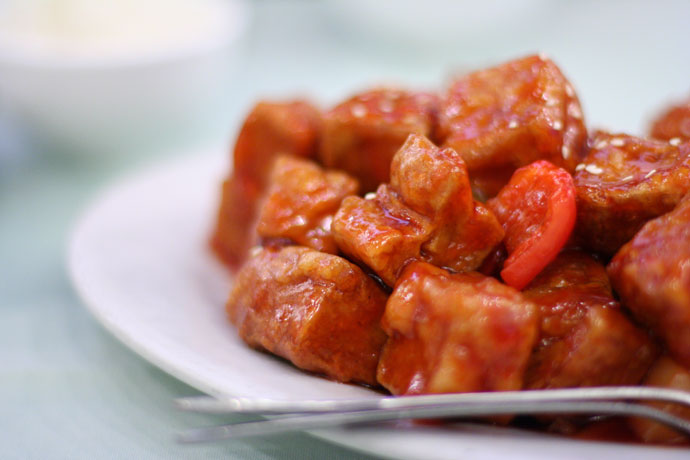 Sweet and sour delight