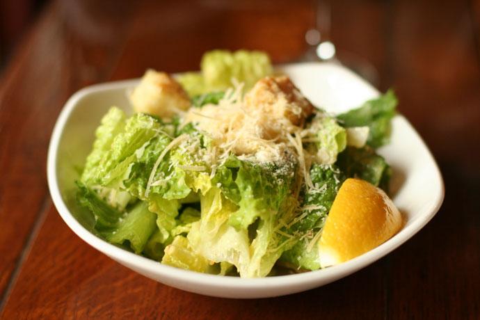 Half Caesar Salad