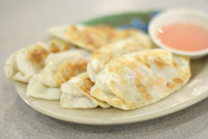 Chinese Vegetarian Potstickers