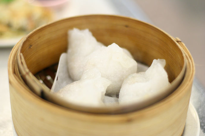 Steamed Vegetarian Pork Dumpling