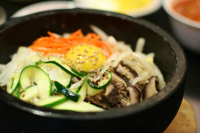 Bi Bim Bop. Korean food in Vancouver