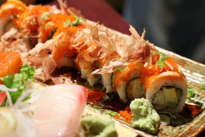 Authentic sushi part 3 - 1 4