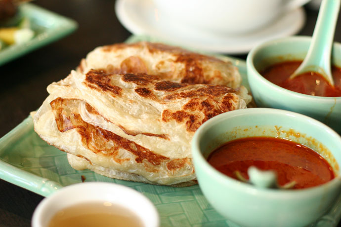 Roti Canai (Malay Bread)