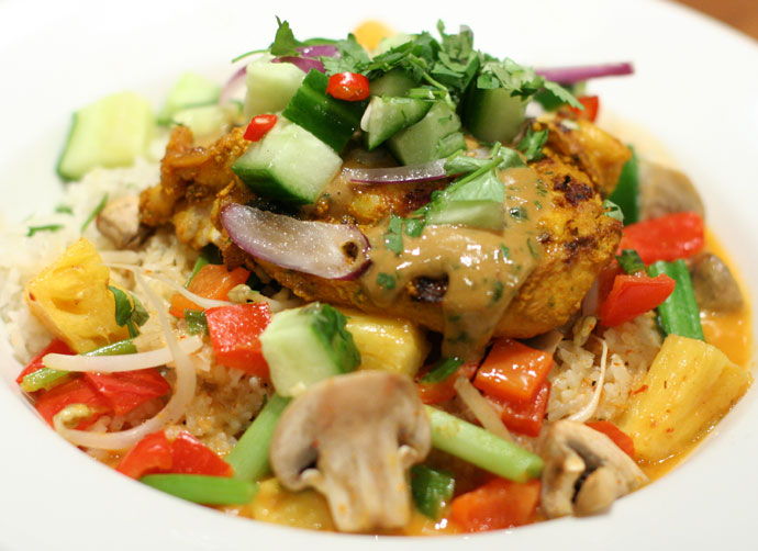 White Spot Thai Chicken Gai Yang