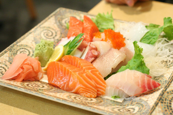 Sashimi for One Person ($12.00) from Asakusa in Burnaby