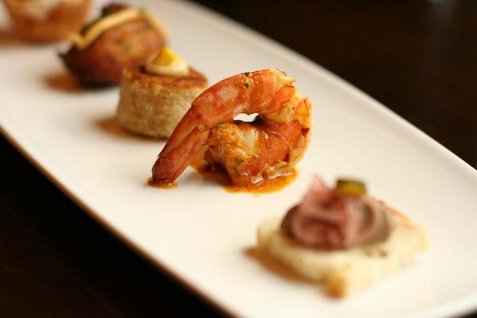 Prawns Piri Piri - pan seared wild sea tiger prawns with traditional Portuguese chili sauce