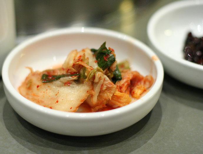 Korean Kim Chi