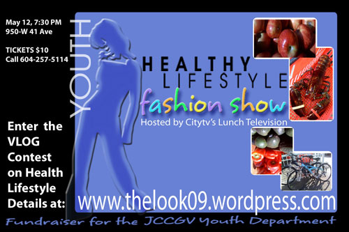 Click above for more details on THELOOK09 Youth Fashion Show in Vancouver BC Canada.