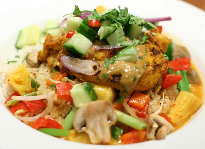 White Spot Thai Chicken Gai Yang